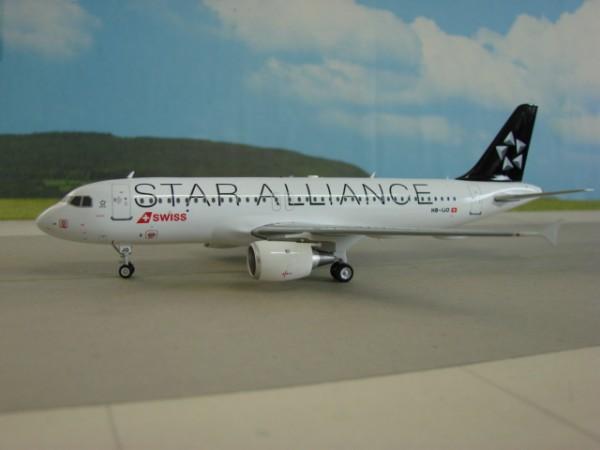 Airbus A320-200 Swiss International Air Lines