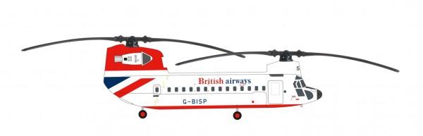 Boeing 234 Chinook British Airways Helicopters