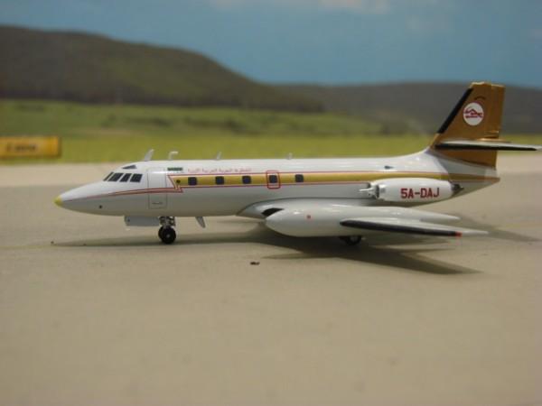 Lockheed C-140A Libyan Arab Airlines