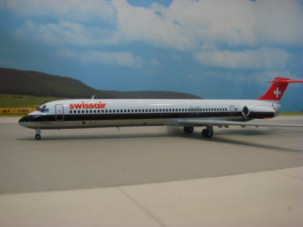 McDonnell Douglas MD-81 Swissair