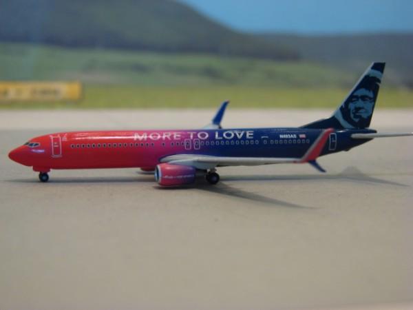 Boeing 737-900 Alaska Airlines