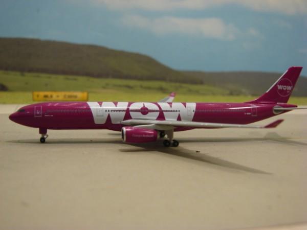 Airbus A330-300 WOW Air