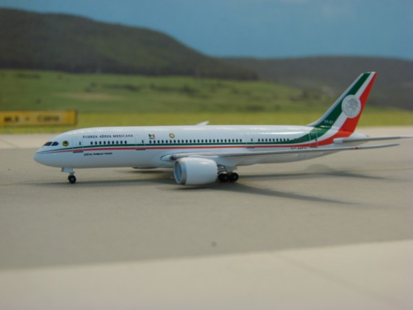Boeing 787-8 Mexican Air Force