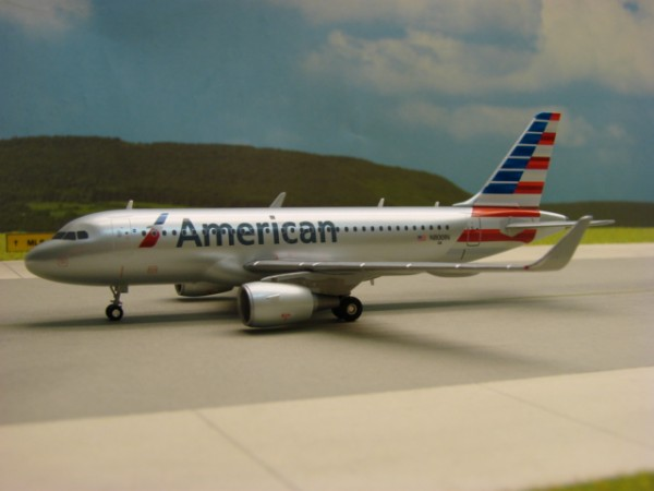 Airbus A319-100SL American Airlines