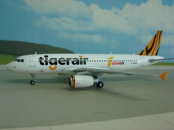 Airbus A320-200 Tigerair Taiwan