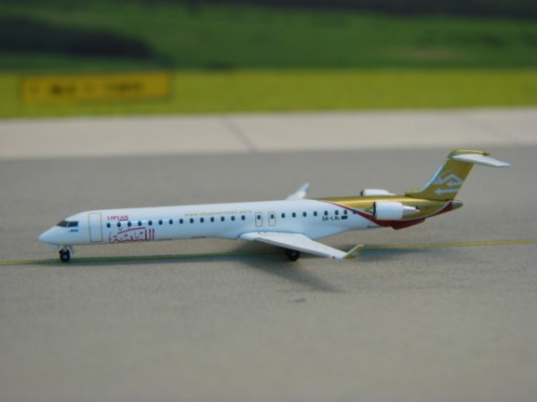 Bombardier CRJ-900 Libyan Airlines