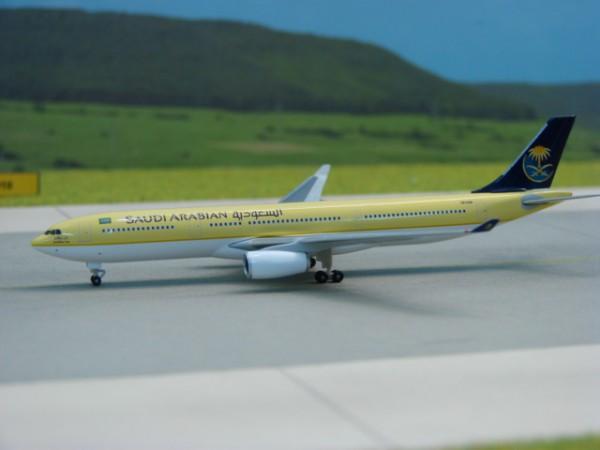 Airbus A330-300 Saudi Arabian Airlines