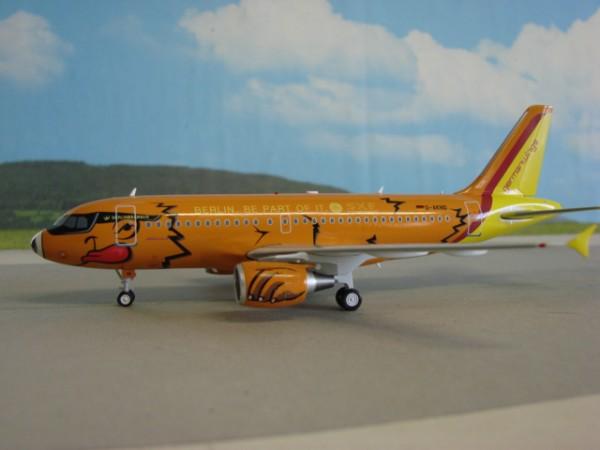 Airbus A319 Germanwings