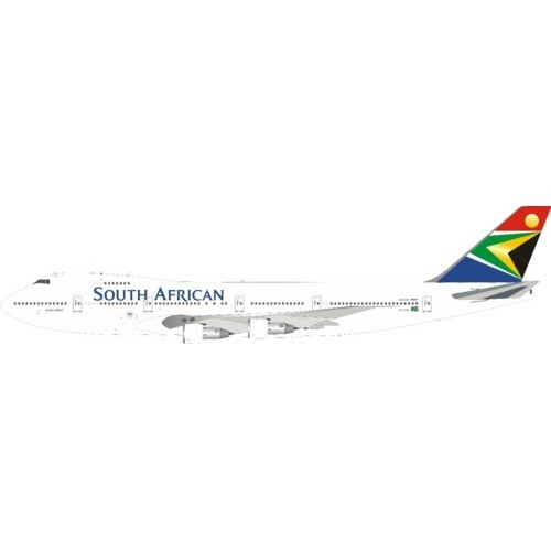 Boeing 747-200 South African Airways