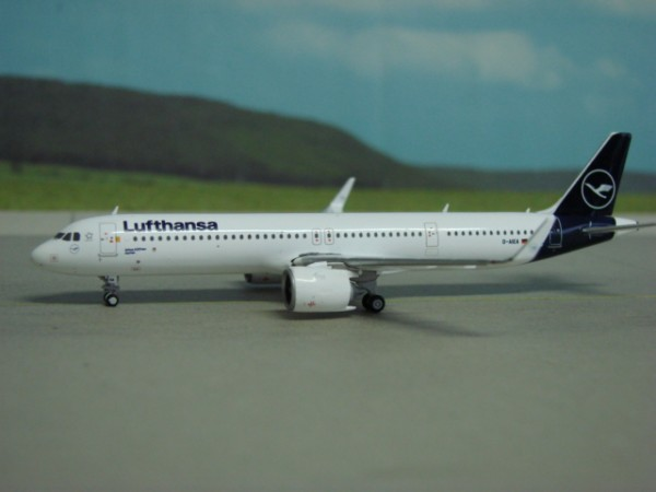 Airbus A321neo Lufthansa