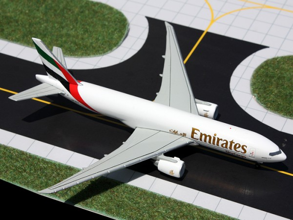 Boeing 777-200LRF Emirates SkyCargo