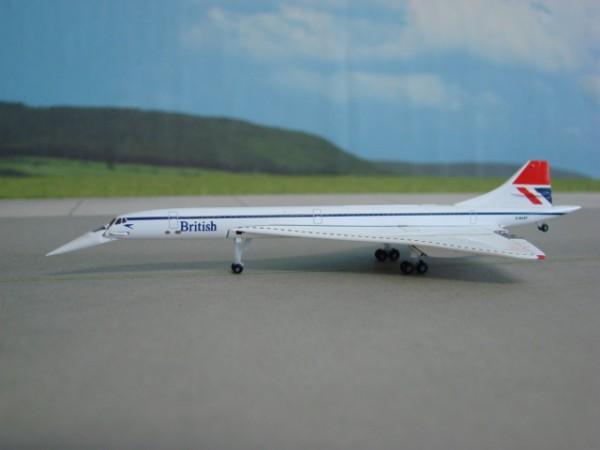 Aérospatiale/BAC Concorde British Airways