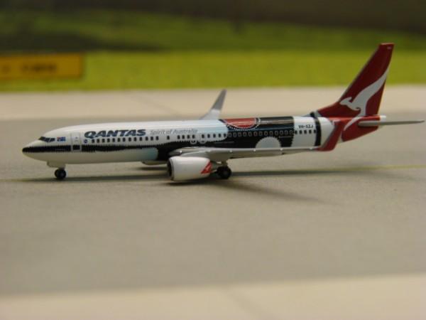 Boeing 737-800WL Qantas Airways
