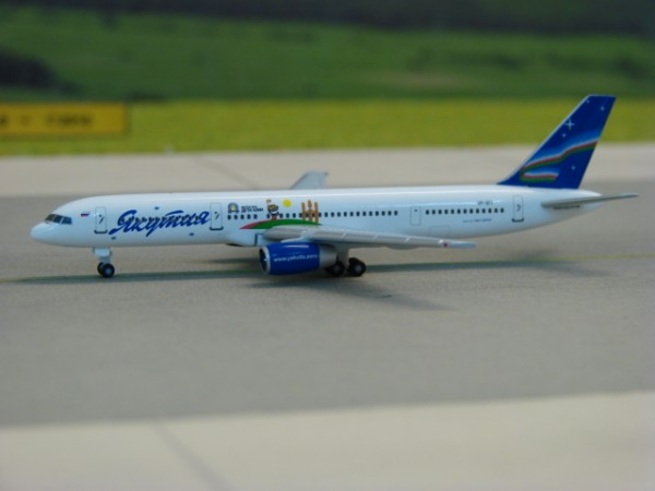Boeing 757-200 Yakutia Airlines