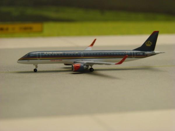 Embraer 190 Royal Jordanian Airlines