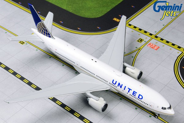 Boeing 777-200ER United Airlines
