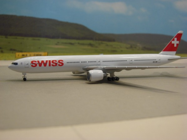 Boeing 777-300ER Swiss International Ailrines