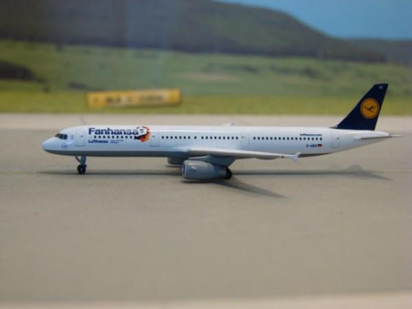 Airbus A321 Lufthansa