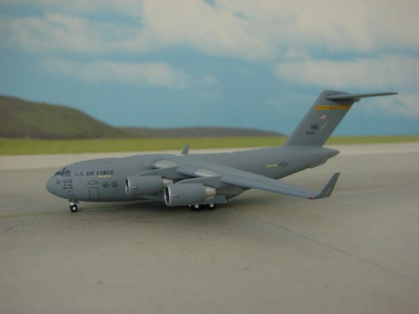 Boeing C-17 Globemaster III US Air Force