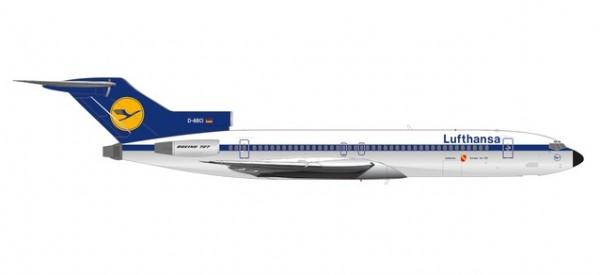 Boeing 727-200 Lufthansa