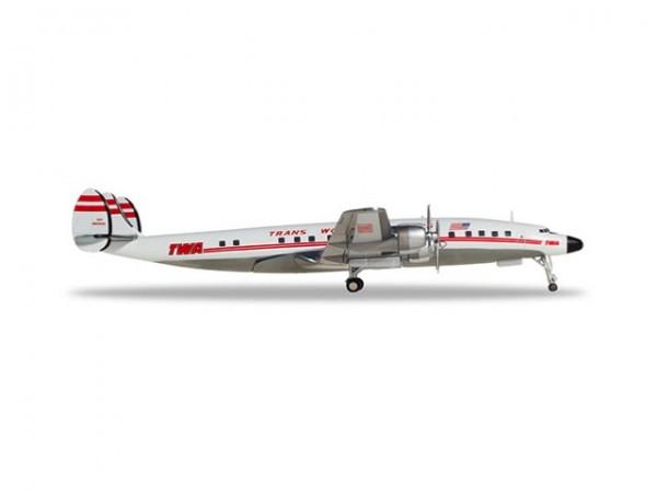 Lockheed L-1649A Jetstream TWA - Trans World Airlines