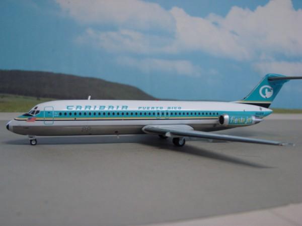 McDonnell Douglas DC-9-31 Caribair