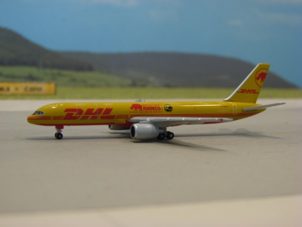 Boeing 757-200F DHL Air