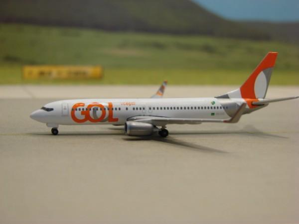 Boeing 737-800WL GOL Linhas Aéreas Intelegentes