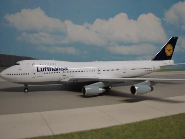 Boeing 747-200 Lufthansa