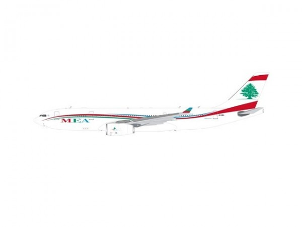Airbus A330-200 MEA Middle East Airlines