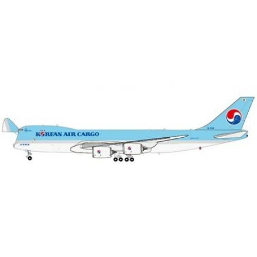 Boeing 747-8F Korean Air Cargo
