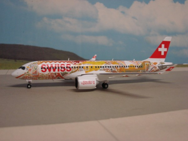 Airbus A220-300 Swiss Air Lines