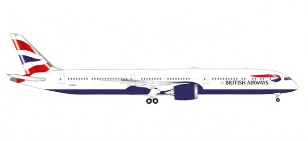Boeing 787-10 British Airways