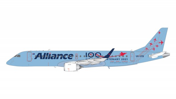 Embraer 190 Alliance Arlines