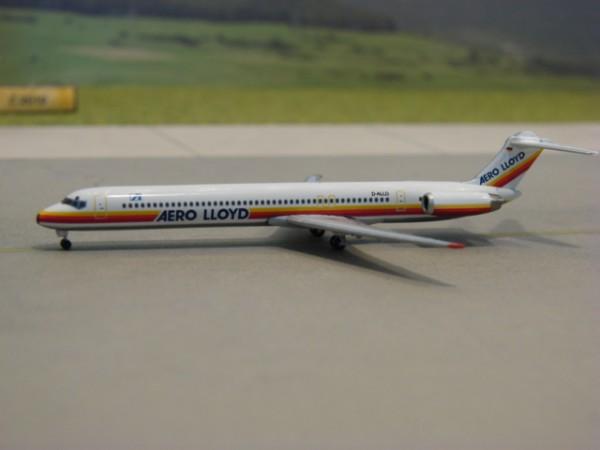 McDonnell Douglas MD-83 Aero Lloyd