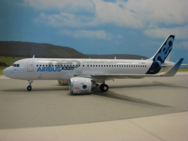 Airbus A320neo Airbus Industrie
