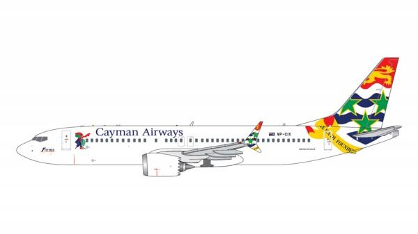 Boeing 737 MAX8 Cayman Airways