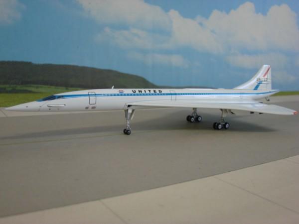 Aérospatiale-BAC Concorde United Airlines