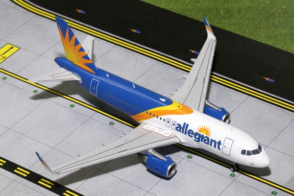 Airbus A319S Allegiant