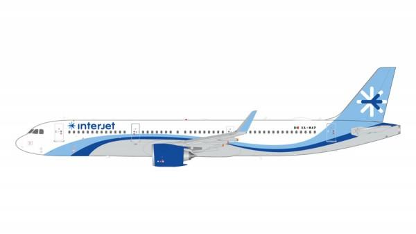 Airbus A321neo Interjet