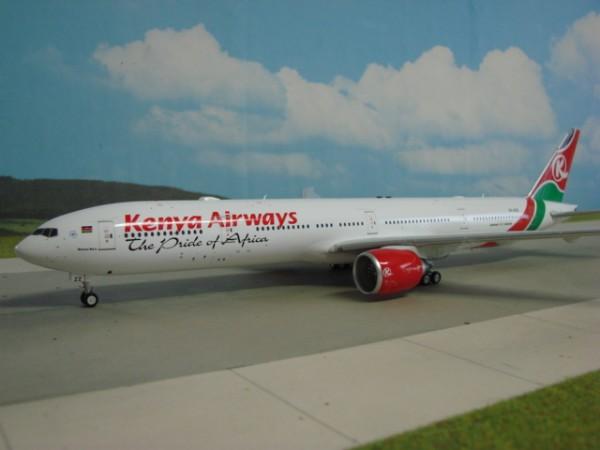 Boeing 777-300ER Kenya Airways