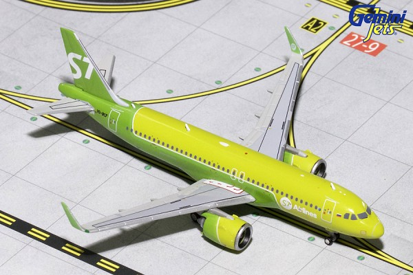 Airbus A320neo S7 Siberia Airlines