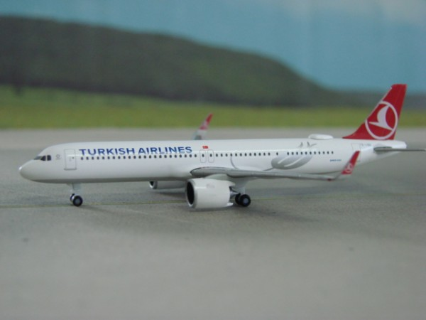 Airbus A321neo Turkish Airlines