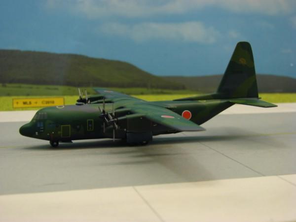 Lockheed C-130H Hercules Japan Air Self Defense Service
