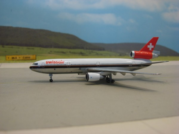 McDonnell Douglas DC-10-30 Swissair