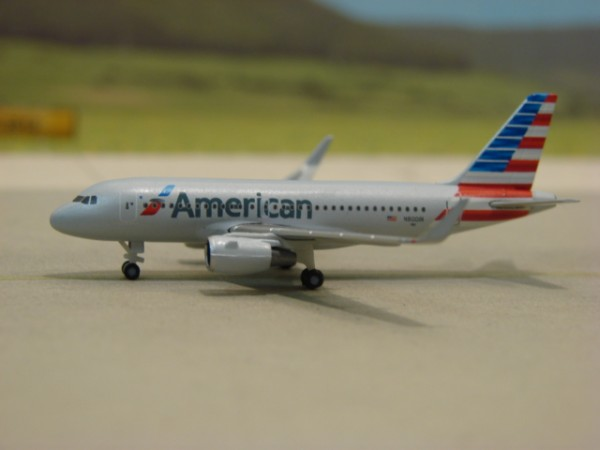 Airbus A319 American Airlines