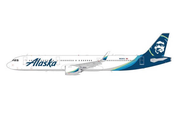 Airbus A321neo Alaska Airlines