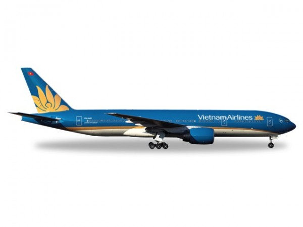 Boeing 777-200 Vietnam Airlines