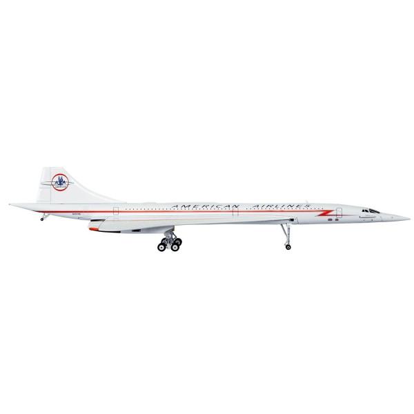 Aérospatiale-BAC Concorde American Airlines