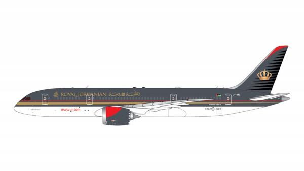 Boeing 787-8 Royal Jordanian Airlines